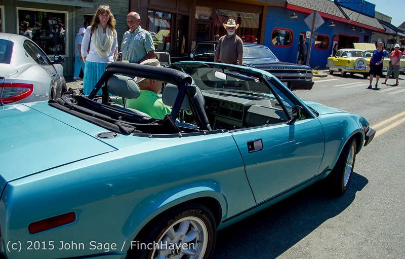 24085 Tom Stewart Memorial Car Parade 2015 071915