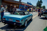 24086 Tom Stewart Memorial Car Parade 2015 071915