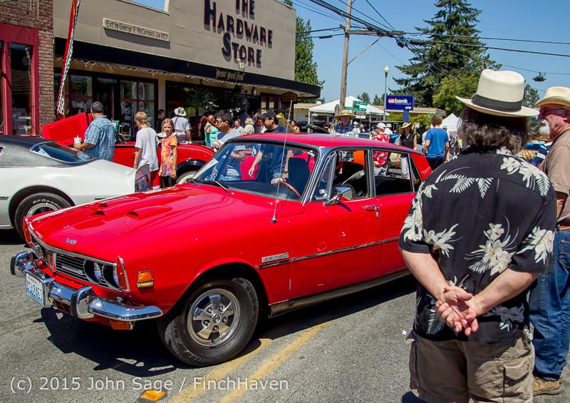 24092 Tom Stewart Memorial Car Parade 2015 071915