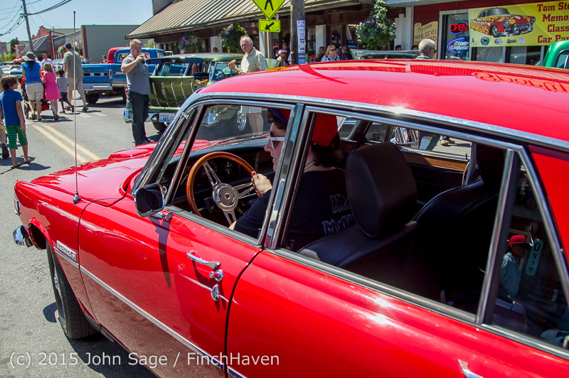 24098 Tom Stewart Memorial Car Parade 2015 071915