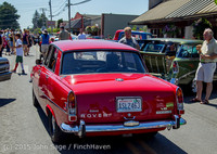 24100 Tom Stewart Memorial Car Parade 2015 071915