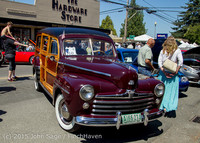 24107 Tom Stewart Memorial Car Parade 2015 071915