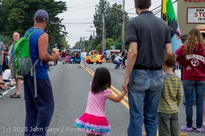 5343 Vashon Strawberry Festival Grand Parade 2013 072013