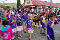 5355 Vashon Strawberry Festival Grand Parade 2013 072013