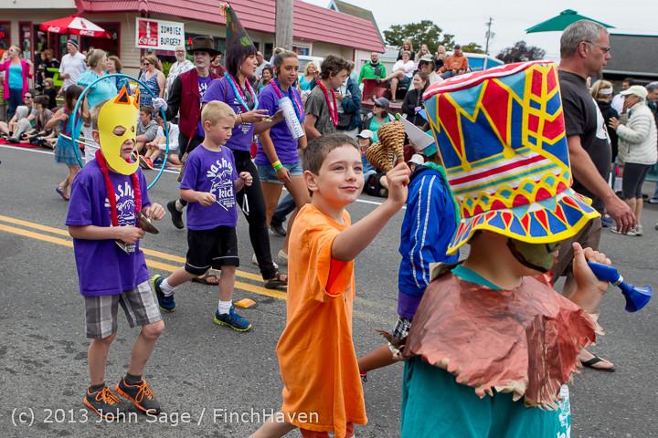 5362 Vashon Strawberry Festival Grand Parade 2013 072013