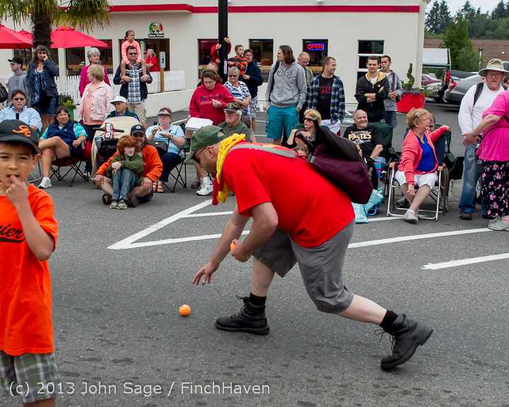 5378 Vashon Strawberry Festival Grand Parade 2013 072013