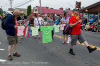 5385 Vashon Strawberry Festival Grand Parade 2013 072013