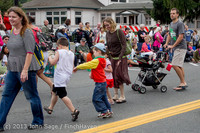 5398 Vashon Strawberry Festival Grand Parade 2013 072013