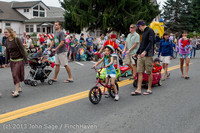 5399 Vashon Strawberry Festival Grand Parade 2013 072013