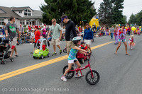 5400 Vashon Strawberry Festival Grand Parade 2013 072013