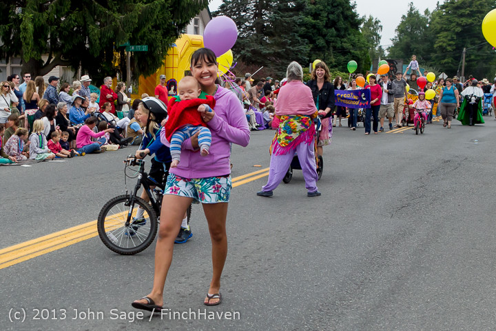 5401 Vashon Strawberry Festival Grand Parade 2013 072013