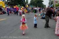 5402 Vashon Strawberry Festival Grand Parade 2013 072013
