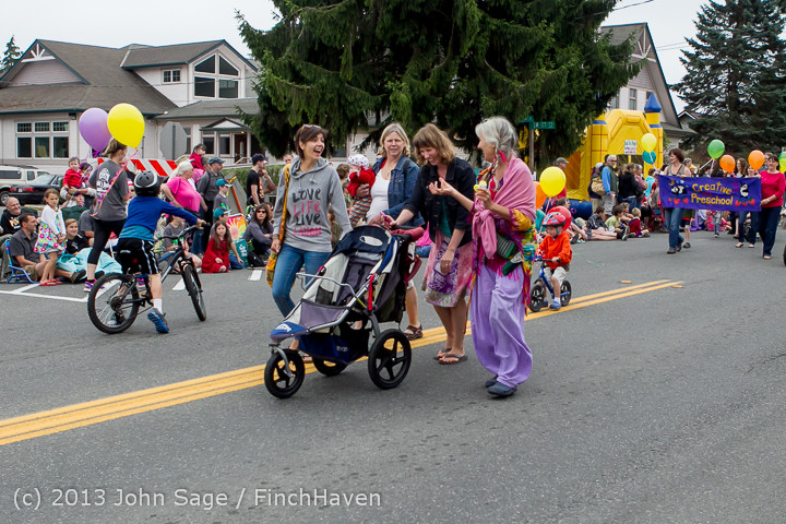 5403 Vashon Strawberry Festival Grand Parade 2013 072013