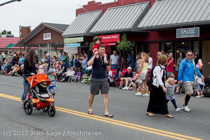 5434 Vashon Strawberry Festival Grand Parade 2013 072013