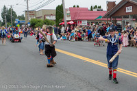 5435 Vashon Strawberry Festival Grand Parade 2013 072013