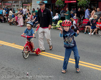 5440 Vashon Strawberry Festival Grand Parade 2013 072013