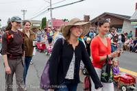 5455 Vashon Strawberry Festival Grand Parade 2013 072013