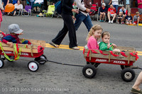 5458 Vashon Strawberry Festival Grand Parade 2013 072013