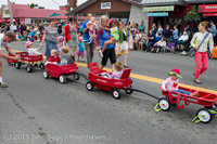 5460 Vashon Strawberry Festival Grand Parade 2013 072013