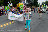 5666 Vashon Strawberry Festival Grand Parade 2013 072013