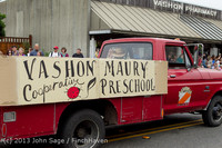 5715 Vashon Strawberry Festival Grand Parade 2013 072013