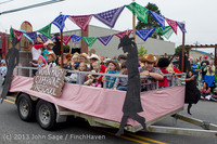 5719 Vashon Strawberry Festival Grand Parade 2013 072013