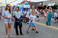 5734 Vashon Strawberry Festival Grand Parade 2013 072013