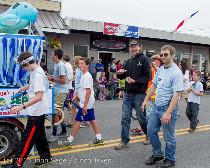 5750 Vashon Strawberry Festival Grand Parade 2013 072013