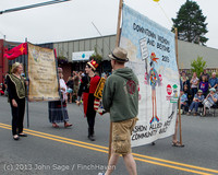 5760 Vashon Strawberry Festival Grand Parade 2013 072013
