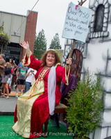 5782 Vashon Strawberry Festival Grand Parade 2013 072013
