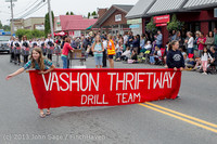 5797 Vashon Strawberry Festival Grand Parade 2013 072013