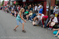 5802 Vashon Strawberry Festival Grand Parade 2013 072013