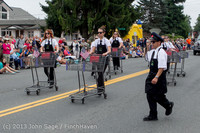 5810 Vashon Strawberry Festival Grand Parade 2013 072013