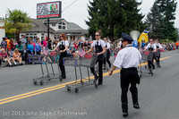 5812 Vashon Strawberry Festival Grand Parade 2013 072013
