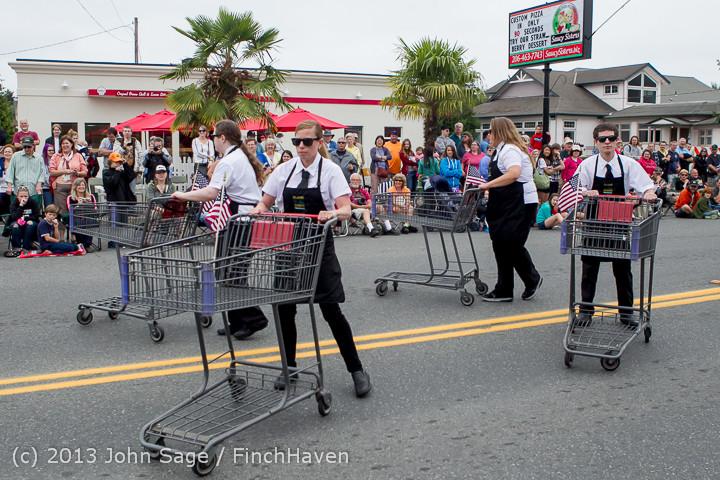 5815 Vashon Strawberry Festival Grand Parade 2013 072013