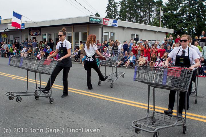 5820 Vashon Strawberry Festival Grand Parade 2013 072013