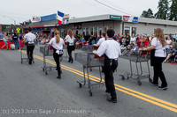 5822 Vashon Strawberry Festival Grand Parade 2013 072013
