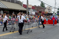5830 Vashon Strawberry Festival Grand Parade 2013 072013