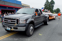 5841 Vashon Strawberry Festival Grand Parade 2013 072013