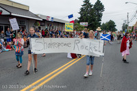 5860 Vashon Strawberry Festival Grand Parade 2013 072013