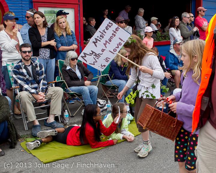 5862 Vashon Strawberry Festival Grand Parade 2013 072013