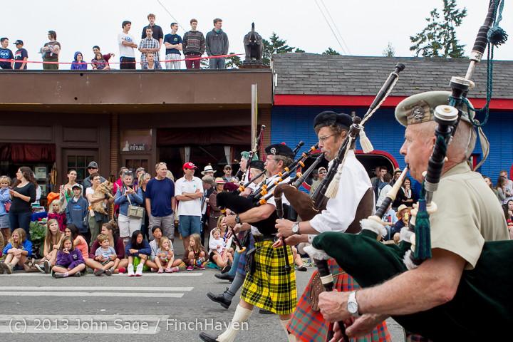 5887 Vashon Strawberry Festival Grand Parade 2013 072013