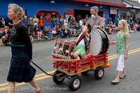 5891 Vashon Strawberry Festival Grand Parade 2013 072013