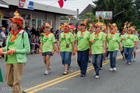 5894 Vashon Strawberry Festival Grand Parade 2013 072013