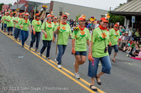 5905 Vashon Strawberry Festival Grand Parade 2013 072013