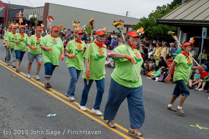 5910 Vashon Strawberry Festival Grand Parade 2013 072013
