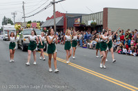 5913 Vashon Strawberry Festival Grand Parade 2013 072013