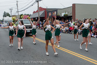 5914 Vashon Strawberry Festival Grand Parade 2013 072013