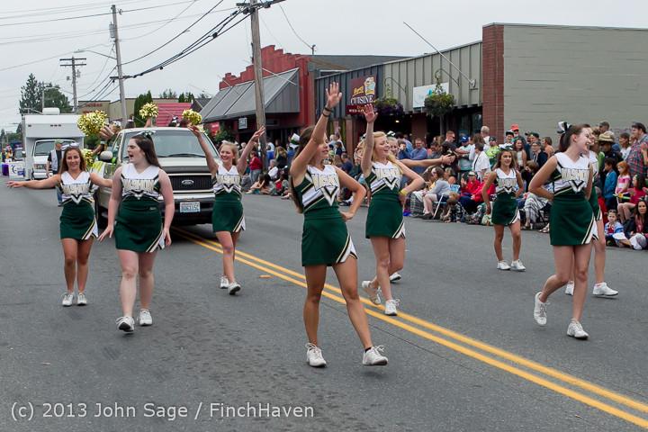 5914 Vashon Strawberry Festival Grand Parade 2013 072013