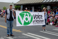 5964 Vashon Strawberry Festival Grand Parade 2013 072013